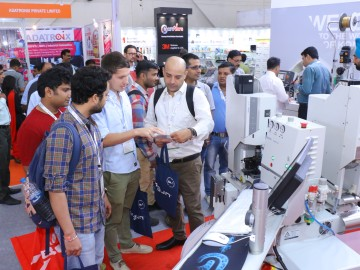 electronica India and productronica India 2021 will take place in Bengaluru